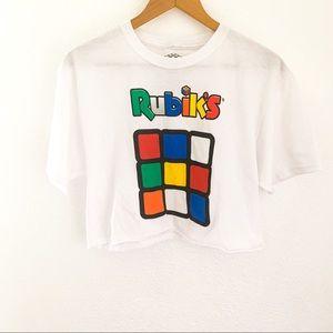 HOT TOPIC | Rubik's Crop Top